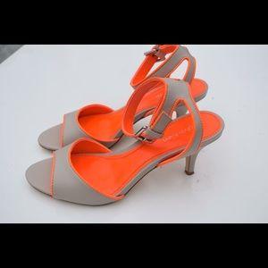 Calvin Klein Laila heeled sandals